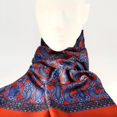 Paisley scarf 3