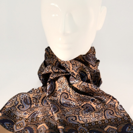 Paisley scarf 4