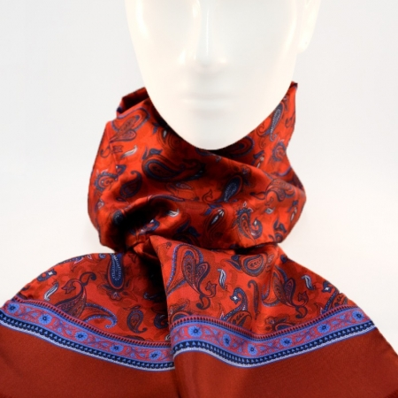 Paisley scarf 5